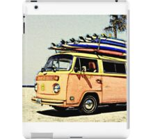 Surf Bus iPad Case/Skin