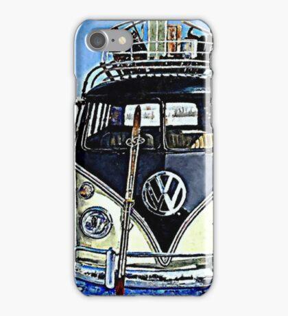 Ski Bus iPhone Case/Skin