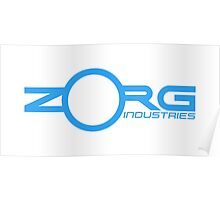 ZORG Industries Poster