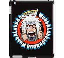 jiraiya  dubdub iPad Case/Skin