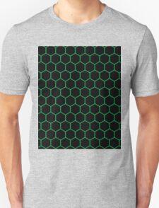 Hexed Green Unisex T-Shirt