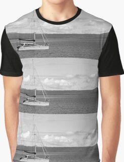 Sailing Graphic T-Shirt