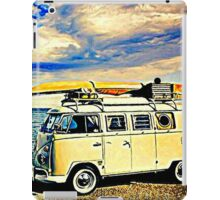 Canoe & Bus iPad Case/Skin