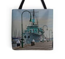 Williamstown jetty Tote Bag