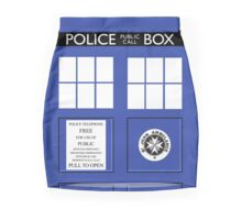 Police Box Mini Skirt
