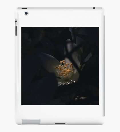 Eerie Flower iPad Case/Skin
