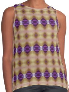 Hearts And Gems Contrast Tank