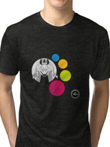 Let's Go Lion! Tri-blend T-Shirt