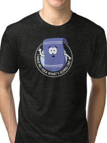 Towelie Tri-blend T-Shirt