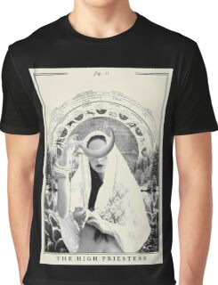 Fig II. - The High Priestess Graphic T-Shirt