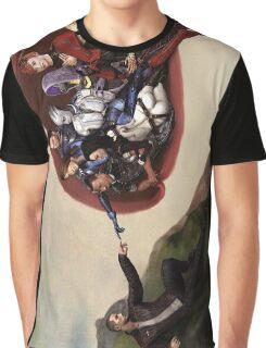 ME sistine chapel parody Graphic T-Shirt