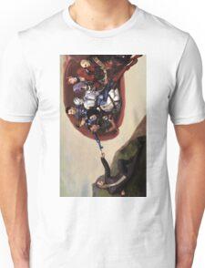 ME sistine chapel parody Unisex T-Shirt