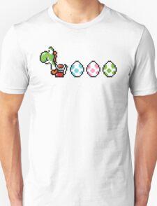 8-bit Yoshi Story  Unisex T-Shirt