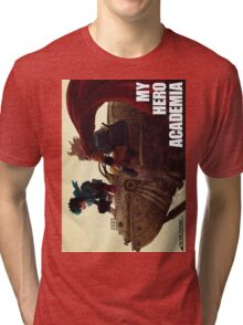 To the future Tri-blend T-Shirt