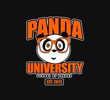 Panda University - Orange 2 T-Shirt