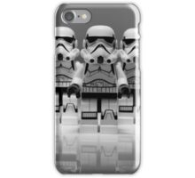 Storm Troopers Line up 2 iPhone Case/Skin