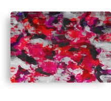 abstract expression # 4 Canvas Print