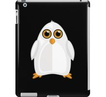 White Penguin 2 iPad Case/Skin