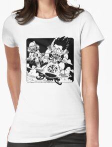 DB Womens Fitted T-Shirt