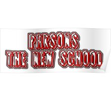 Parsons New School Poster