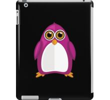 Violet Penguin 2 iPad Case/Skin