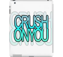 Crush on You Backdrop 1 iPad Case/Skin