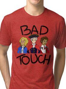 Bad Touch Trio Tri-blend T-Shirt