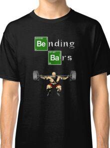 Bending Bars Walter White Gym Motivation Classic T-Shirt