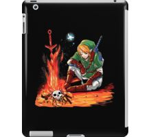 Dark link iPad Case/Skin