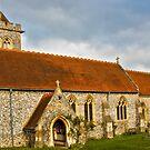 Church in Hughenden  by wendywoo1972