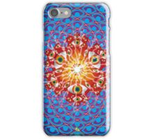 Alex Grey Colourfull 11 iPhone Case/Skin