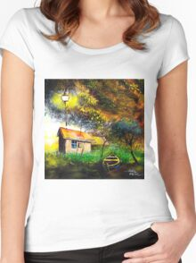 Boat House Women's Fitted Scoop T-Shirt