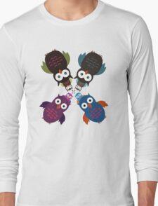 Owl Crowd T-Shirt