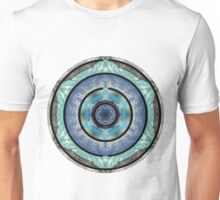 Calming Waters Mandala Unisex T-Shirt