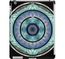 Calming Waters Mandala iPad Case/Skin