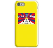 Free IT-Bet 01 Flag iPhone Case/Skin