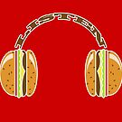 I LISTEN TO FOOD by MEDIACORPSE