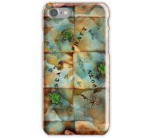 Monkey Island Map iPhone Case/Skin
