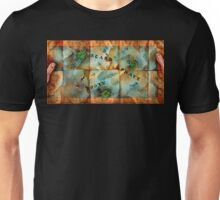 Monkey Island Map Unisex T-Shirt