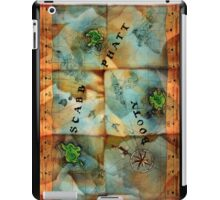 Monkey Island Map iPad Case/Skin