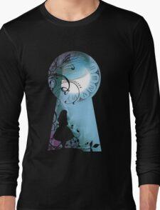 Alice - Through the Keyhole Long Sleeve T-Shirt