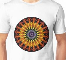 Chakra in Bloom Mandala Unisex T-Shirt