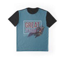 Great Sword - Monster Hunter Generations Graphic T-Shirt