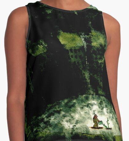 Save a plant Contrast Tank