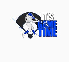 It's Game Time - Baseball (Blue) Men's Baseball ¾ T-Shirt