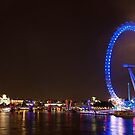 London Eye by wendywoo1972