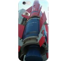 Sea Dart Surface to Air Missile Launcher, Gosport, UK iPhone Case/Skin