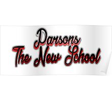 Parsons, The New School  Poster