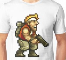 Marco Rossi Pixel Unisex T-Shirt