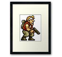 Marco Rossi Pixel Framed Print